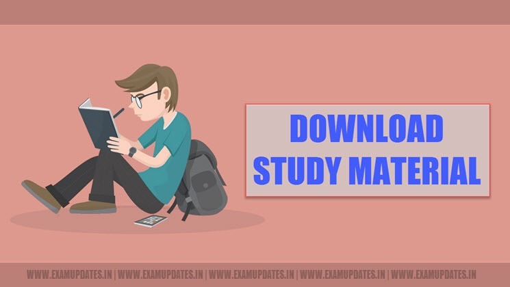 CPT Study Material pdf for 2018 - Latest Revised Edition by ICAI