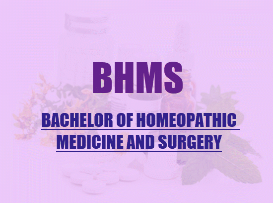 BHMS Course Details - Eligibility, Fee, Duration, Colleges