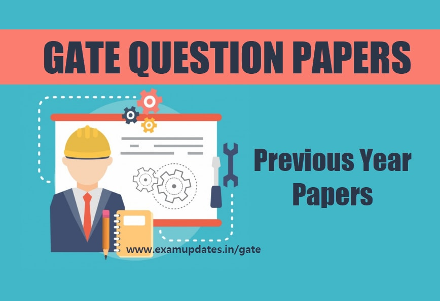 GATE Civil Engineering Question Paper 2019 & GATE CE