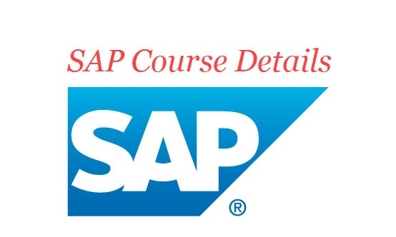 SAP Course Details - Fee, Duration, Salary & Job, Career Options