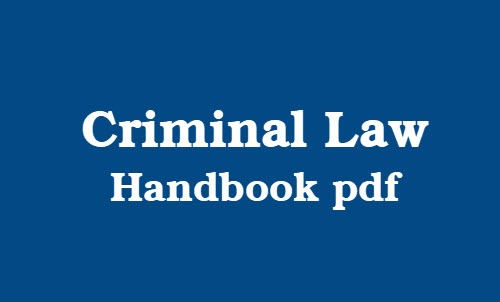 Indian Law Books Pdf