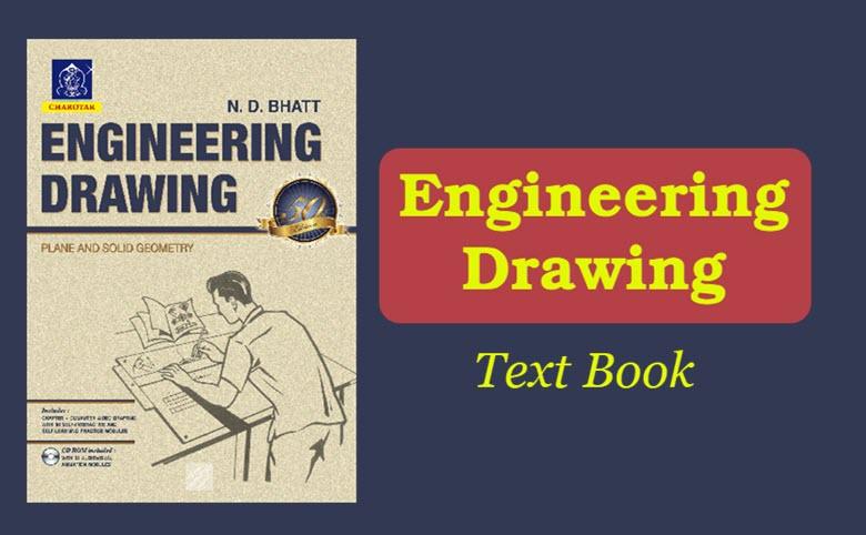 Engineering Drawing Text Book By Nd Bhatt Pdf Latest Edition