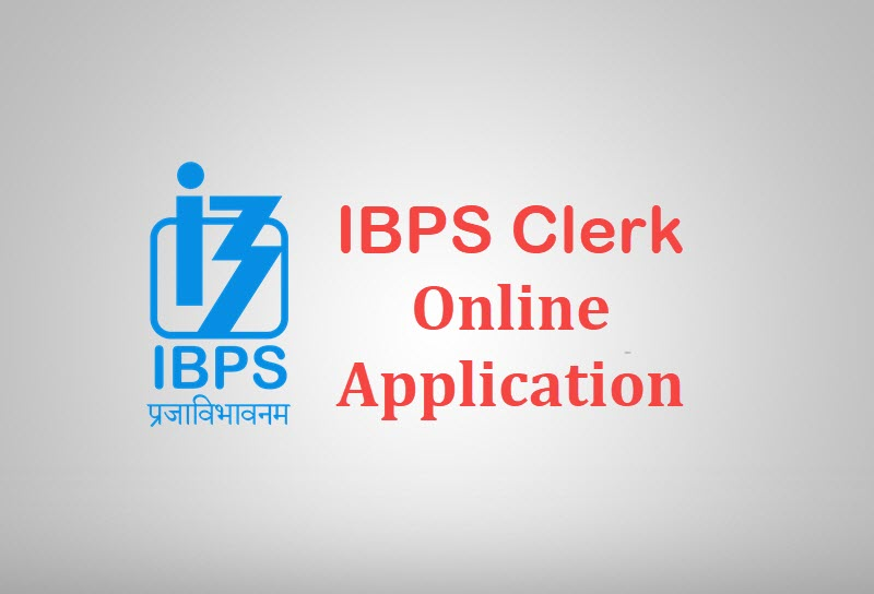 ibps clerk last date application
