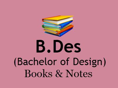 B Des Books Notes For All Semesters In Pdf 1st 2nd 3rd 4th Year