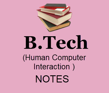 Human Computer Interaction Book Pdf