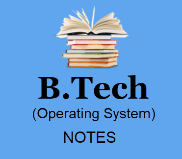 Operating System Pdf Free Download B Tech 3rd Year Lecture Notes