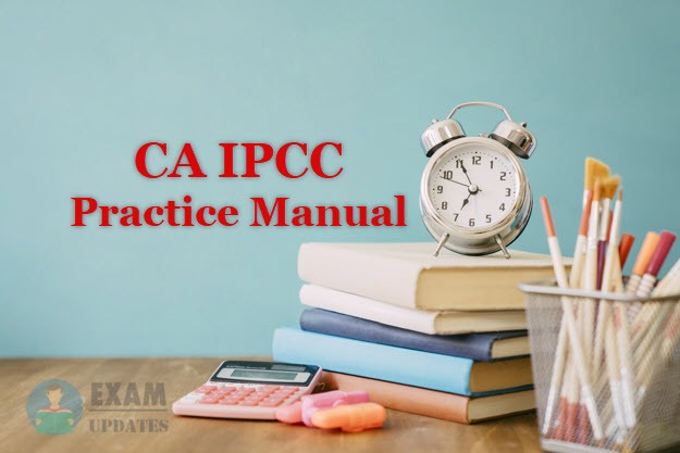 Ca ipcc fm practice manual for water